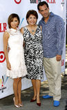 Eva Longoria, Janet Murguia and Cristian de la Fuente Stock Photo