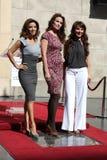 Eva Longoria,Kate del Castillo,ANDI MACDOWELL Stock Image