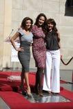 Eva Longoria,Kate del Castillo,ANDI MACDOWELL Royalty Free Stock Photography