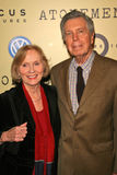 Eva Marie Saint, Jeffrey Hayden Stock Images