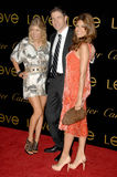 Eva Mendes,Frederic de Narp,Stacy Ferguson,Bel-Air Stock Image
