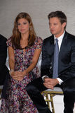 Eva Mendes,Jeremy Renner Royalty Free Stock Photography