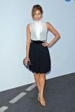 Eva Mendes, Karl Lagerfeld Stock Photography