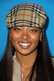 Eva Pigford. At the 39th Annual NAACP Image Awards Celebrity Golf Challenge. Braemar Country Club, Tarazana, CA. 02-12-07 Royalty Free Stock Image