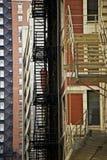 Evacuation Stairs Royalty Free Stock Photo