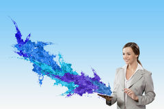 Evaluate color expression Royalty Free Stock Photo