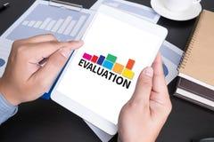 evaluatie royalty-vrije stock afbeelding