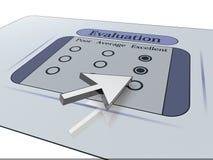 Evaluation Stock Image