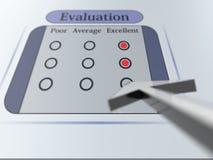 Evaluation Royalty Free Stock Photos