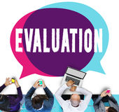 Evaluation Consideration Analysis Criticize Analytic Concept Royalty Free Stock Photo