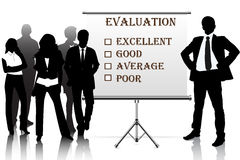 evaluation Stock Image