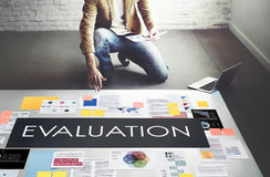 Evaluation Opinion Report Suggestion Feedback Concept stock photos