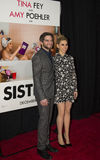 Evan Jonigkeit and Zosia Mamet Royalty Free Stock Images