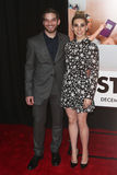 Evan Jonigkeit, Zosia Mamet Royalty Free Stock Images