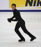 Evan Lysacek (USA) Stock Image