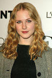 Evan Rachel Wood royaltyfri bild