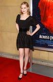 Evan Rachel Wood, Evan Rachel-Wood Royalty Free Stock Image