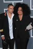 Evan Ross, Diana Ross Stock Photography