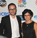 Evan Williams & Sara Williams Royalty Free Stock Photo
