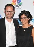 Evan Williams & Sara Williams Stock Photo