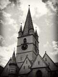 Evangelic cathedral Stock Image