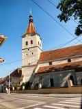 Evangelic church Royalty Free Stock Image