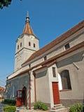 Evangelic kyrka arkivbild