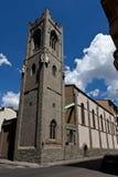 Evangelica evangelico Valdese, Firenze, Italia di chiesa della chiesa fotografia stock libera da diritti