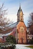 Evangelical Church. Royalty Free Stock Photos