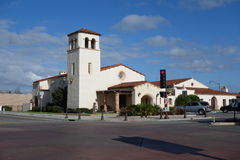 Evangelical Church, Camarillo, CA Stock Photo