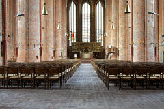 Evangelical Church Marktkirche Royalty Free Stock Photo