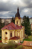 Evangelical Church in Hungary Royalty Free Stock Image