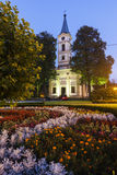 Evangelical Church in Wisla, Poland Royalty Free Stock Photos