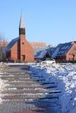 Evangelical-Lutheran church Stock Photo