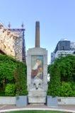 Evangeline Blashfield喷泉-纽约 库存图片