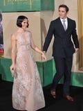 Evangeline Lilly & побежка Ли Стоковая Фотография