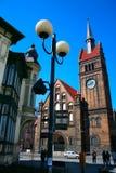 Evangelische Kirche Lizenzfreies Stockbild