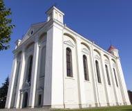 Evangelische Kirche Lizenzfreie Stockfotos