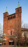 Evangelische Kirche Berlin Moabit Imagem de Stock Royalty Free