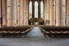 Evangelische Kirche Marktkirche Lizenzfreies Stockfoto