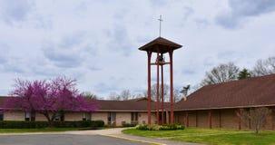 Evangelische lutherische Kirche stockbild