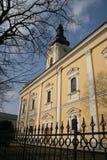 Evangelischer Tempel Stockbild