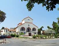 Evangelismos-Kirche in Kos Stockbilder