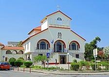 Evangelismos-Kirche in Kos Griechenland Lizenzfreie Stockfotos