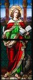 evangelistjohn saint Royaltyfri Fotografi