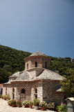 Evangelistria Monastery, Skiathos Royalty Free Stock Photos
