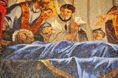 The evanglelist Saint Mark Royalty Free Stock Image