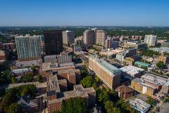Evanston Chicago los E.E.U.U. Imágenes de archivo libres de regalías