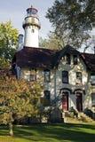 Evanston Lighthouse Stock Photos