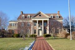 Evanston Mansion Royalty Free Stock Photography